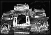India. circa 1996.<br /> Jaisalmeer and its beautiful Haveli's.