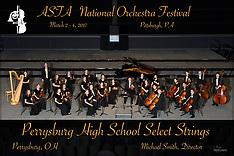 Perrysburg High School Select Strings