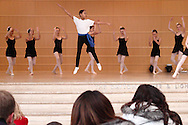 The Dayton Ballet School performs during the 10th Anniversary Open House at the Schuster Center in downtown Dayton, Saturday, March 2, 2013.