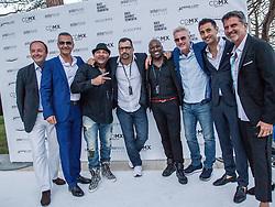 May 25, 2018 - Montecarlo, Monaco - Guests at the 15th Amber Lounge Charity Fashion Show 2018 in Monte Carlo, Monaco. (Credit Image: © Robert Szaniszlo/NurPhoto via ZUMA Press)