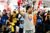 Pacquiao Media Day
