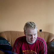 Jesper Holten, Danish Association of the Blind