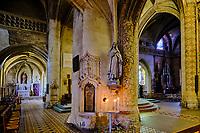 France, Manche (50), Cherbourg-Octeville, la basilique Sainte Trinité // France, Normandy, Manche department, Cherbourg-Octeville, Sainte Trinité church