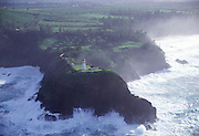 Kilauea Lighthouse, Kauai, Hawaii<br />