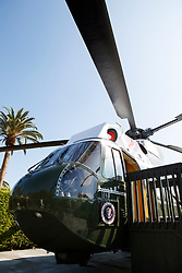 """Sikorsky VH 3A """"Sea King"""" (bureau number 150617), Marine One / Army One, The Richard Nixon Presidential Library and Museum, Yorba Linda, California, United States of America"""