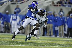 in the first quarter.<br /> <br /> The University of Kentucky hosted Charlotte, Saturday, Nov. 21, 2015 at Commonwealth Stadium in Lexington.