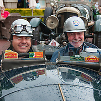 Car 08 Stefan Schneider Palmira Arce Riley 9hp Brooklands 9hp (A&D)