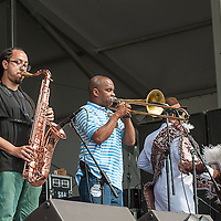 Rebirth Brass Band, New Orleans Jazz & Heritage Foundations 2013