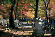 Sleepy Hollow Cemetery, Concord, MA, USA