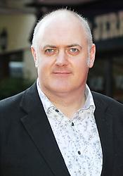Licensed to London News Pictures. Dara O Briain, Alan Partridge: Alpha Papa World Film Premiere, Vue West End cinema Leicester Square, London UK, 24 July 2013. Photo credit: Richard Goldschmidt/LNP