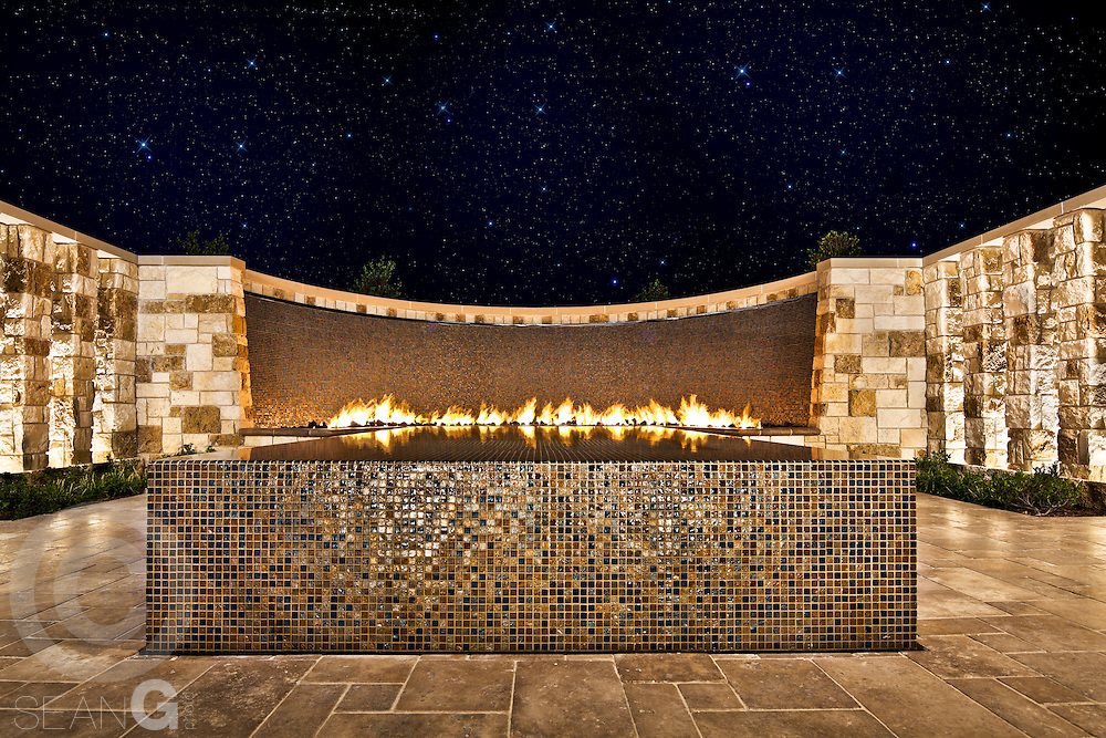 Pool by Stonecrest Pools at private residence in Texas