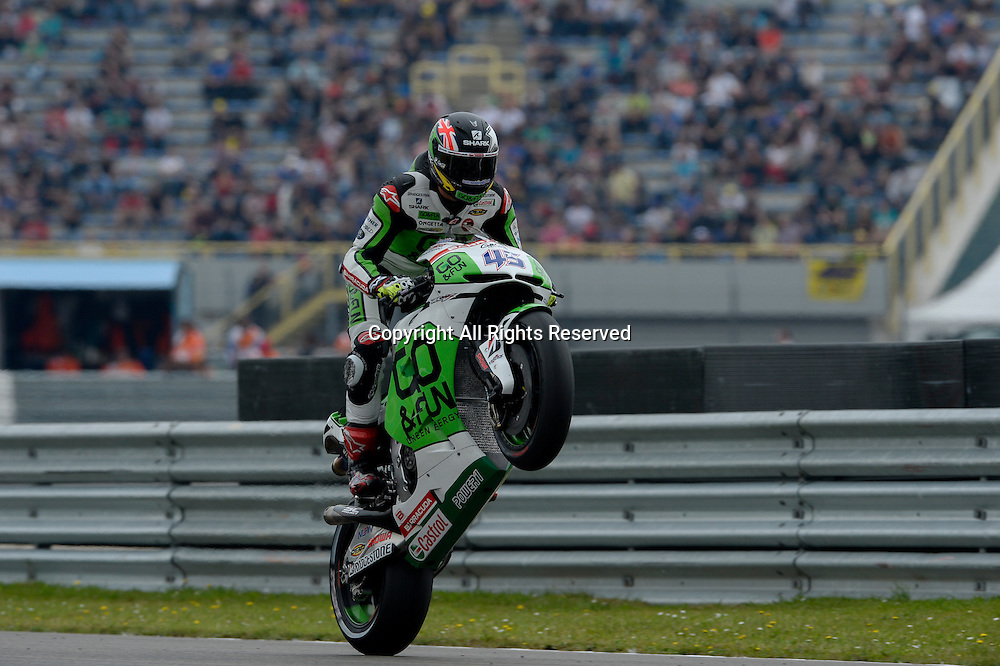 27.06.2014.  Assen, Netherlands. MotoGP. Iveco Daily TT Assen Qualifying. Scott Redding (Go&Fun Honda Gresini) during the qualifying sessions at TT Assen circuit.