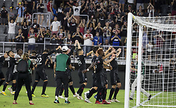 July 14, 2018 - Washington, District of Colombia, USA - Washington,D.C. - Saturday, July 14 2018: DC United defeated the Vancouver Whitecaps 3-1 in a MLS match at Audi Field (Credit Image: © Tony Quinn/ISIPhotos via ZUMA Wire)