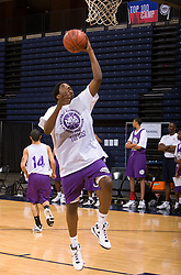 2G Omari Lawrence (Bronx, NY / St. Raymond).  The NBA Player's Association held their annual Top 100 basketball camp at the John Paul Jones Arena on the Grounds of the University of Virginia in Charlottesville, VA on June 20, 2008