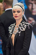 'Valerian And The City Of A Thousand Planets' European Premiere