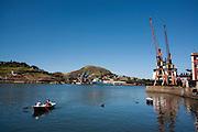 Vitoria_ES, Brasil...Porto de Vitoria...Vitoria Port...Foto: LEO DRUMOND / NITRO