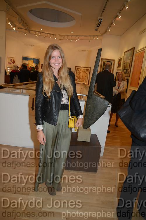 KATIE READMAN, 20/21 British Art Fair. Celebrating its 25 Anniversary. The Royal College of Art . Kensington Gore. London. 12 September 2012.