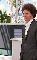 Director Michel Franco at the Chronic film photo call at the 68th Cannes Film Festival Friday 22nd May 2015, Cannes, France.