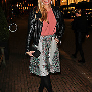 NLD/Amsterdam/20120308 - Presentatie nieuwe collectie voor Louis Vuitton, Estelle Gullit - Cruijff