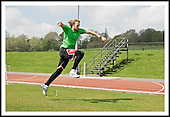 Chris Tomlinson. GB Long Jumper