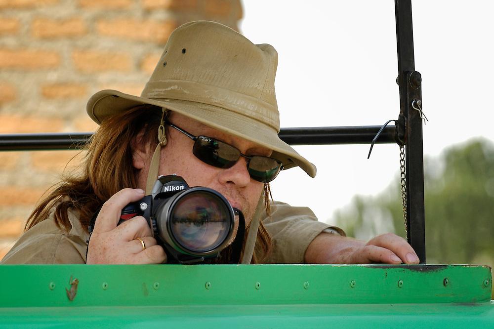 Emmanuel Van Heygen, Wildlife Photographer