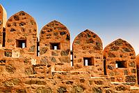 kumbhalgarh Fort near ranakpur in rajasthan state in indi