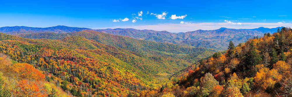 Great Smoky Mountains - North Carolina