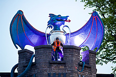 170511 UCL Dragon Cardiff Castle
