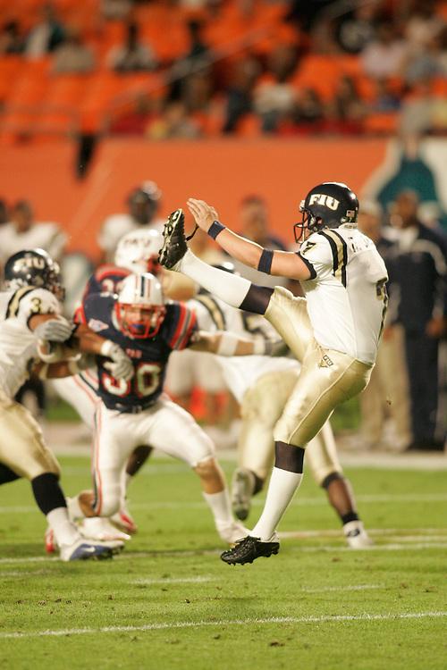 2004 FLORIDA INTERNATIONAL UNIVERSITY Football