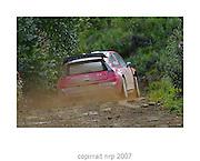 WRC PORTUGAL 2007 DANI SORDO<br /> CITRO&Euml;N C4<br /> CITRO&Euml;N TOTAL WRT