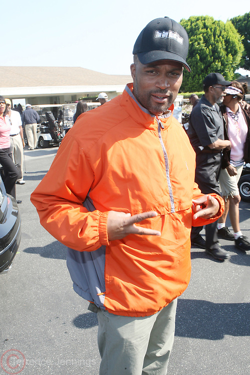 Chris Spencer at ?Kiki's 1st Annual Celebrity Golf Challenge? Presented by ALIZÉ, The Premium Liqueur held at The Braemar Country Club on October 134, 2008 in Tarzana, Ca..KiKi?s Celebrity Golf Challenge (CGC) - conceived and spearheaded by Ms. Shepard ? is a fundraising event to benefit The K.I.S. Foundation, Inc.  The central mission of The K.I.S. Foundation is to inform and educate the public, raise awareness about Sickle Cell Disease through community outreach programs and educational scholarships, and to financially help support the efforts of research institutions to find a universal cure. Sickle Cell Disease is an inherited, non-contagious blood disease that can be crippling, painful, and life threatening. The K.I.S. Foundation Awards Banquet will also honor individuals and organizations who have selflessly committed themselves in the fight against Sickle Cell Disease...