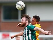 FODBOLD: Matthias Pointinger (Ølstykke FC) under kampen i Serie 1 mellem Ølstykke FC og Brede IF den 3. juni 2017 på Ølstykke Stadion. Foto: Claus Birch