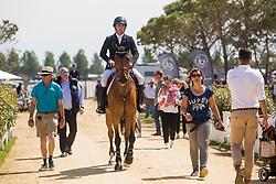 McAuley Mark, IRL, Valentino Tuiliere<br /> Knokke Hippique 2019<br /> © Hippo Foto - Sharon Vandeput<br /> 30/06/19