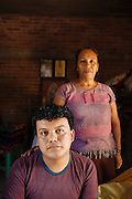 Angelo Martinez Linares, 24, and her mother Ofelia Linares Sanch&eacute;z, 49, in Juchit&aacute;n, Mexico.<br /> <br /> In Juchit&aacute;n in the southern state of Oaxaca, Mexico, the world is not divided simply into gay and straight, the locals make room for a third category, whom they call &ldquo;muxes&rdquo;.<br /> <br /> Muxes are men who consider themselves women and live in a socially sanctioned netherworld between the two genders. &ldquo;Muxe&rdquo; is a Zapotec word derived from the Spanish &ldquo;mujer&rdquo; or woman; it is reserved for males who, from boyhood, have felt themselves drawn to living as a woman, anticipating roles set out for them by the community.<br /> <br /> They are considered hard workers that will forever stay by their mothers side, taking care for their families operating as mothers without children of their own.<br /> <br /> Not all muxes express they identities the same way. Some dress as women and take hormones to change their bodies. Others favor male clothes. What they share is that the community accepts them.
