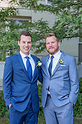Nicky & Daniel's Summer Whistlebear Wedding, August 2, 2019