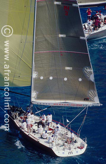 Heaven can wait - Hamilton island race week 2001