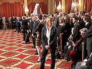 Legion d'honneur awards. Elysee Palace, Presidence. Rue du Faubourg. 50 Rue de la Bienfaisance. Paris. 07 April 2010