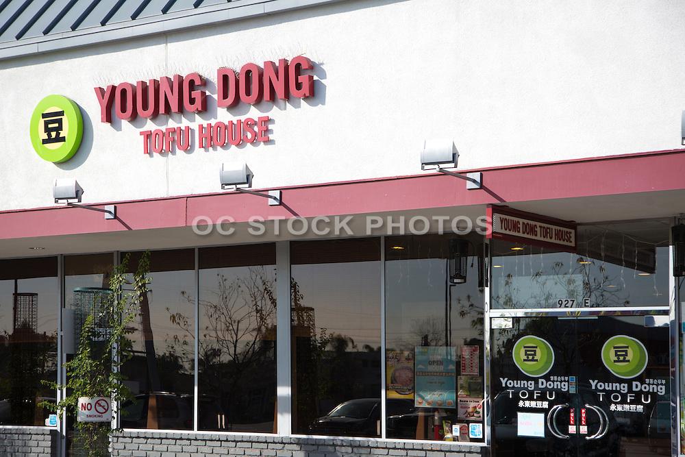 Young Dong Tofu Restaurant in San Gabriel