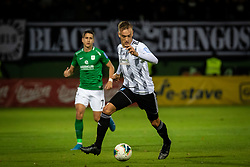 Marin Karamarko of Mura during football match between NS Mura and NK Olimpija in 15th Round of Prva liga Telekom Slovenije 2019/20, on November 3, 2019 in Fazanarija Stadium, Murska Sobota, Slovenia. Photo by Blaz Weindorfer / Sportida
