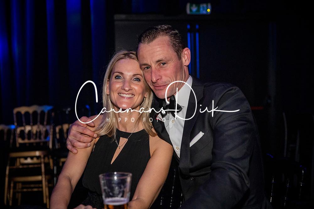Equi Gala, Smolders Caroline, Vandesteene Stijn<br /> Equigala - Brussel 2020<br /> © Hippo Foto - Dirk Caremans<br /> 22/01/2020