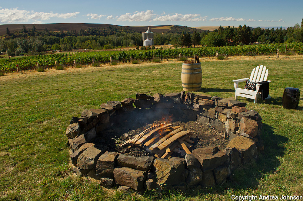 Figgins Family Wine Estates fall release party, Walla Walla, Washington