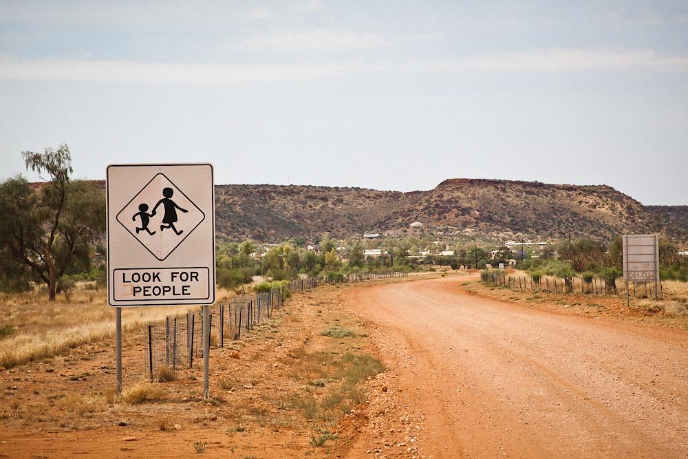 Santa Teresa Community, Central Australia