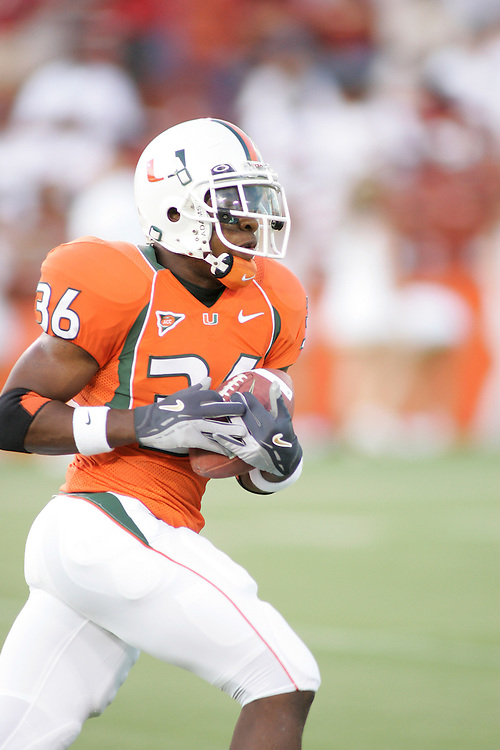 2004 Miami Hurricanes Football vs Florida State