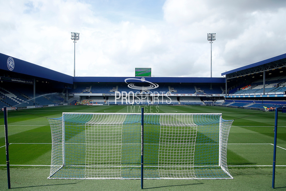 Loftus Road before the EFL Sky Bet Championship match between Queens Park Rangers and Preston North End at the Loftus Road Stadium, London, England on 20 August 2016. Photo by Andy Walter.