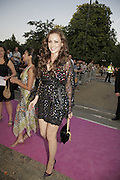 Camilla Al Fayad, The Summer Party sponsored by Yves St. Laurent. Serpentine Gallery. 11 July 2006. . ONE TIME USE ONLY - DO NOT ARCHIVE  © Copyright Photograph by Dafydd Jones 66 Stockwell Park Rd. London SW9 0DA Tel 020 7733 0108 www.dafjones.com