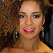 NLD/Amsterdam/20151015 - Televizier gala 2015, Amara Onwuka