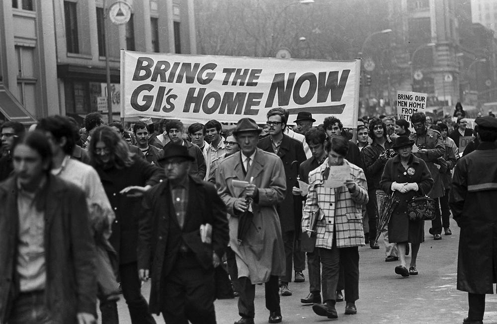 Peace March April 5 1969