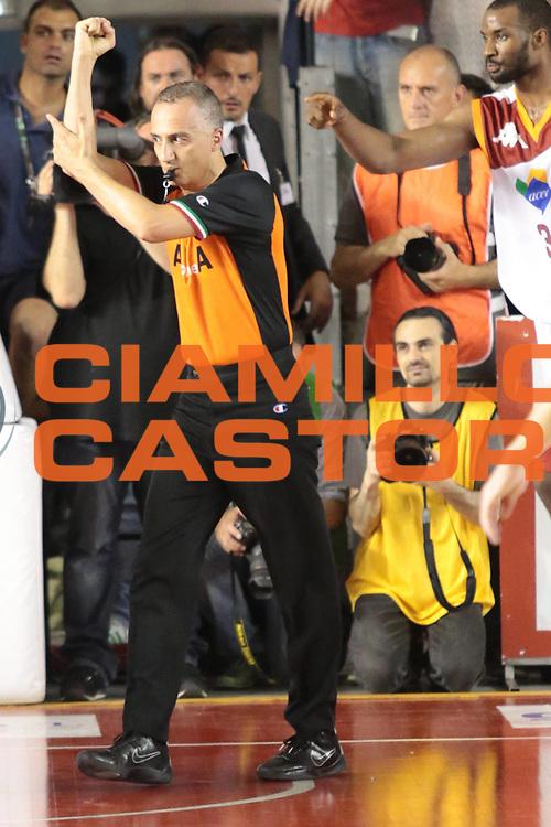 DESCRIZIONE : Roma Lega A 2012-2013 Acea Roma Montepaschi Siena finale gara 5<br /> GIOCATORE : arbitro<br /> CATEGORIA : curiosita<br /> SQUADRA : <br /> EVENTO : Campionato Lega A 2012-2013 playoff finale gara 5<br /> GARA : Acea Roma Montepaschi Siena<br /> DATA : 19/06/2013<br /> SPORT : Pallacanestro <br /> AUTORE : Agenzia Ciamillo-Castoria/M.Simoni<br /> Galleria : Lega Basket A 2012-2013  <br /> Fotonotizia : Roma Lega A 2012-2013 Acea Roma Montepaschi Siena playoff finale gara 5<br /> Predefinita :