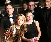 Kylie Minogue, Jeanne Disson, at the Holy Motors gala screening, red carpet at the 65th Cannes Film Festival France. Wednesday 23rd May 2012 in Cannes Film Festival, France.