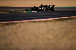 February 28, 2019 - Barcelona, Catalonia, Spain - Romain Grosjean from France with 08 Rich Energy Haas F1 Team in action during the Formula 1 2019 Pre-Season Tests at Circuit de Barcelona - Catalunya in Montmelo, Spain on February 28. (Credit Image: © Xavier Bonilla/NurPhoto via ZUMA Press)